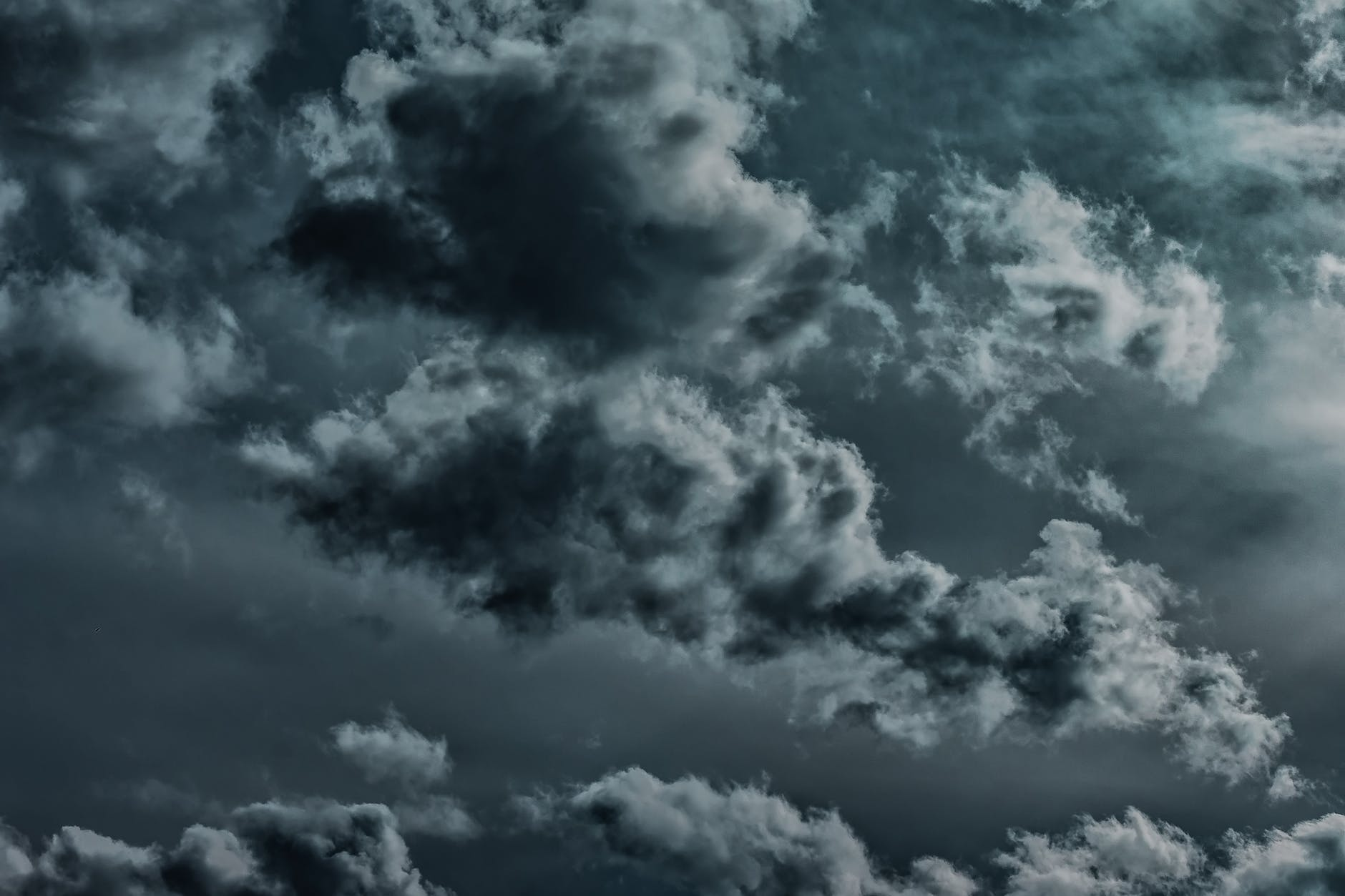 photo of columbus clouds